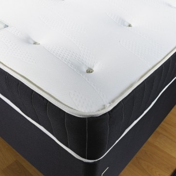 Hf4you Black Memory Soft Sprung Mattress