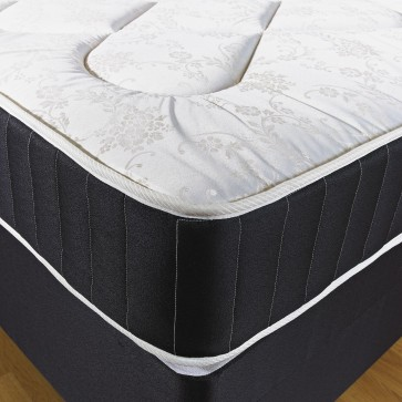 Hf4you Ortho Black Deep Quilted Damask Mattress