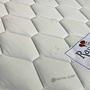 Rapyal Sleep Micro Quilted 13.5g Palm Memory Mattress