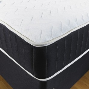Hf4you Black Quilted Ortho Memory Foam Mattress