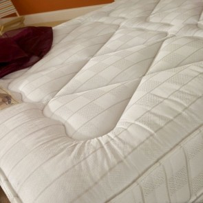 Deluxe Oxford Open Spring Orthopaedic Mattress